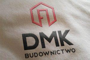 DMK Budownictwo - Projekt logo - Białystok