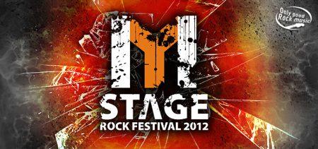 Oprawa graficzna festiwalu rockowego – MyStage