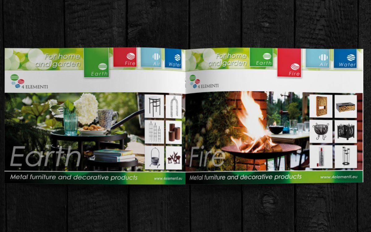 4elementi - Projekt folderu - Białystok - Warszawa