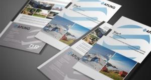 Sapling - Projekt folderu - Białystok - Warszawa