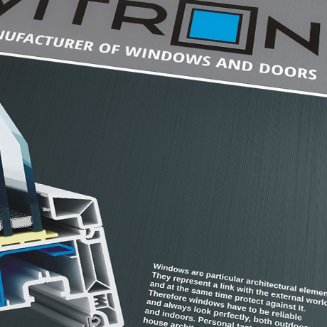 Projekt folderu – Vitron