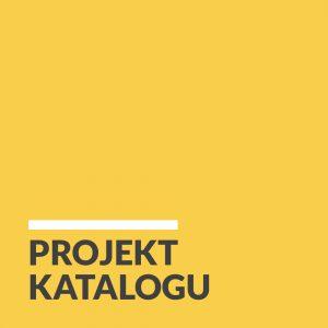 Projekt graficzny katalogu - Białystok, Warszawa