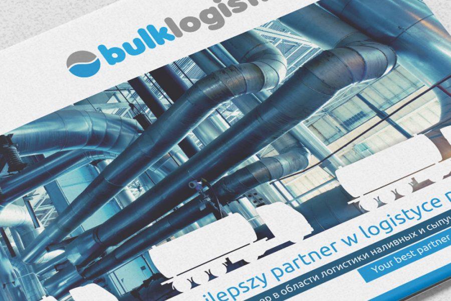 Projekt katalogu – Bulk Logistic