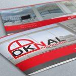 Projekt katalogu OKNAL - Clouds - Agencja Reklamy - Białystok