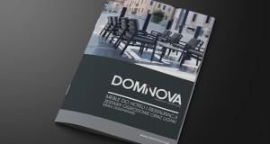 Projekt katalogu reklamowego Dominova - Białystok   Warszawa