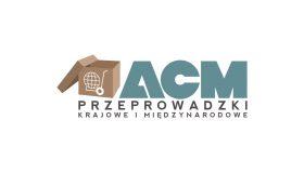 Projekt logo – ACM Przeprowadzki