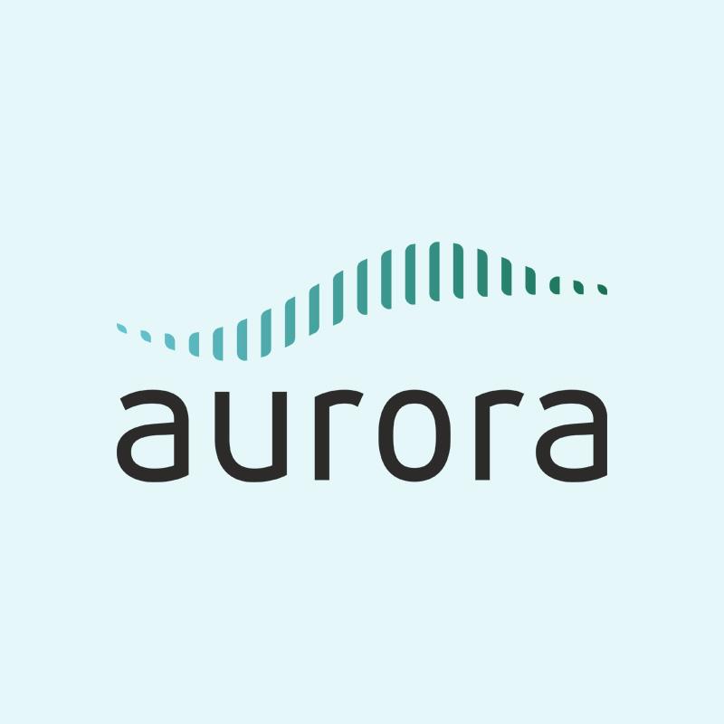 Projekt logo – Aurora