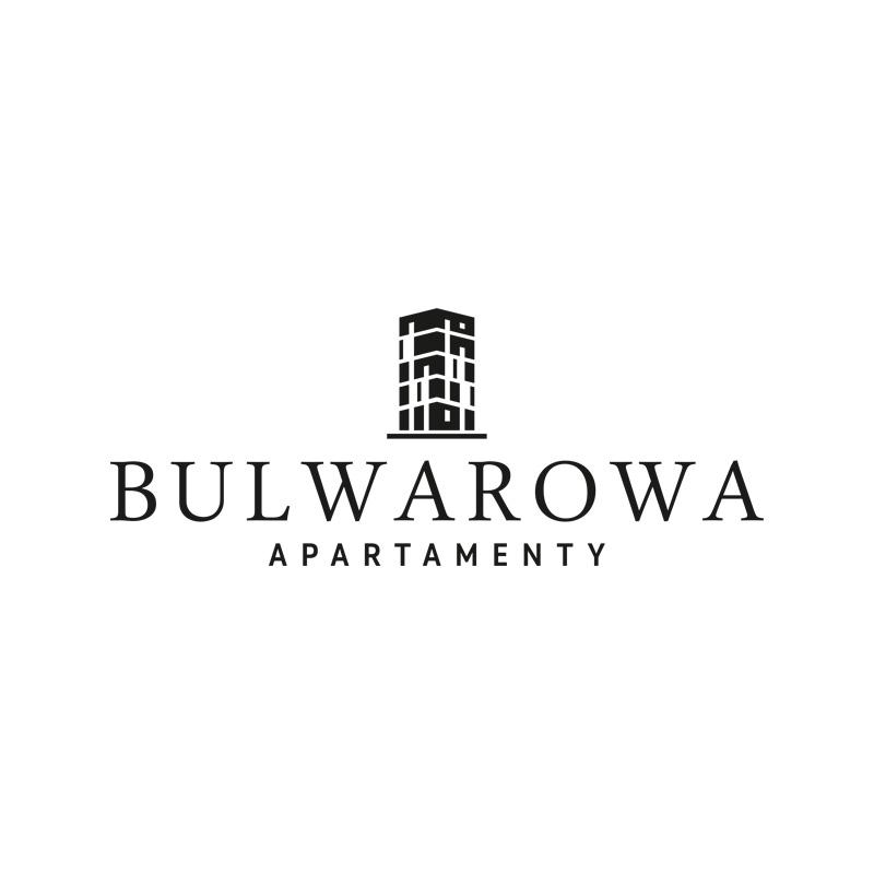 Projekt logo – Bulwarowa Apartamenty