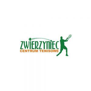 Centrum Tenisowe Zwierzyniec - Projekt logo - Białystok