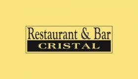 Projekt logo – Restaurant & Bar Cristal