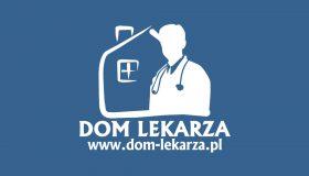 Projekt logo – Dom Lekarza w Turośni Kościelnej
