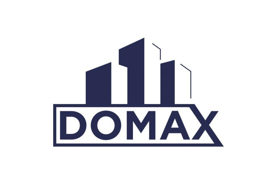 Projekt logo – Domax