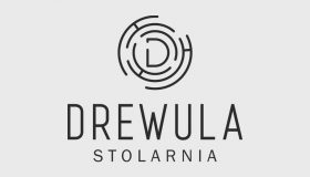 Projekt logo – Drewula Stolarnia