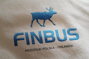 Finbus - Projekt logo - Białystok