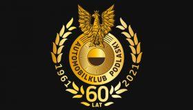 Projekt logo jubileuszowego – Automobilklub Podlaski