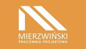 Projekt logo – Mierzwiński Pracownia Projektowa
