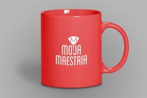 Projekt logo Moja Maestria - Białystok