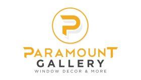 Projekt logo – Paramount Gallery