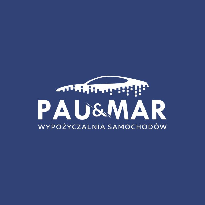 Projekt logo – Pau&Mar