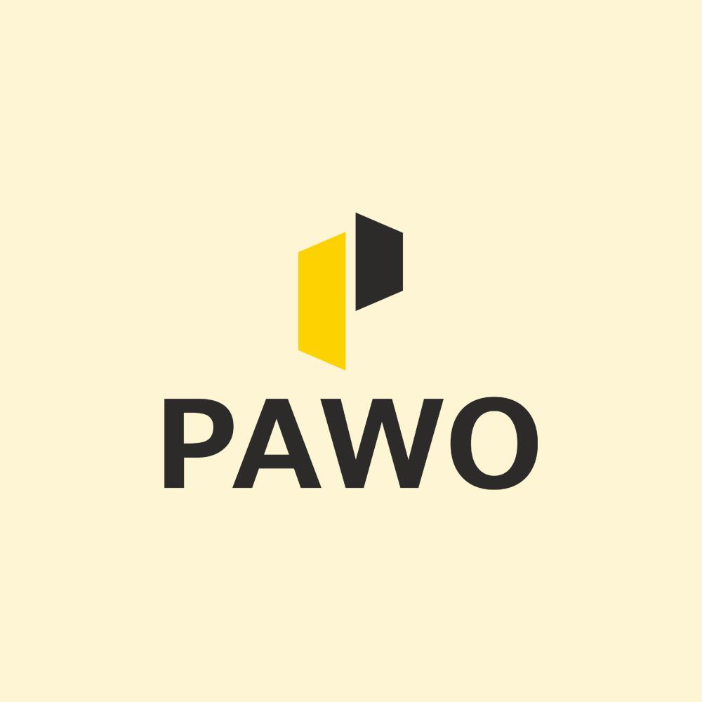 Projekt logo – PAWO
