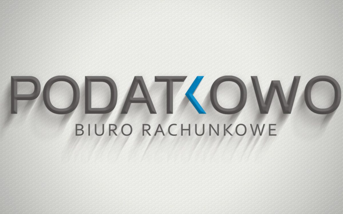 Projekt logo Podatkowo - Biuro Rachunkowe - Białystok
