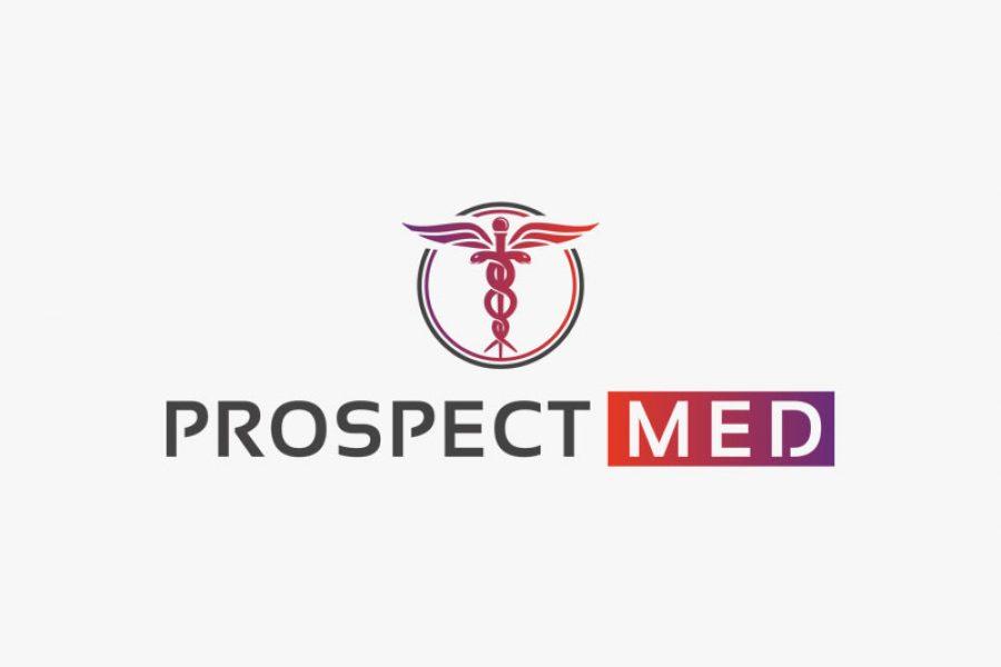 Projekt logo – Prospect Med