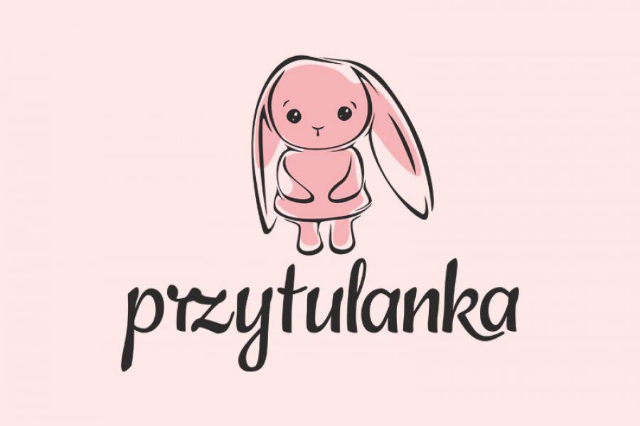 Projekt logo – Przytulanka