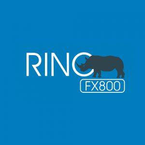 Rino - wóz paszowy - Projekt Logo - Białystok