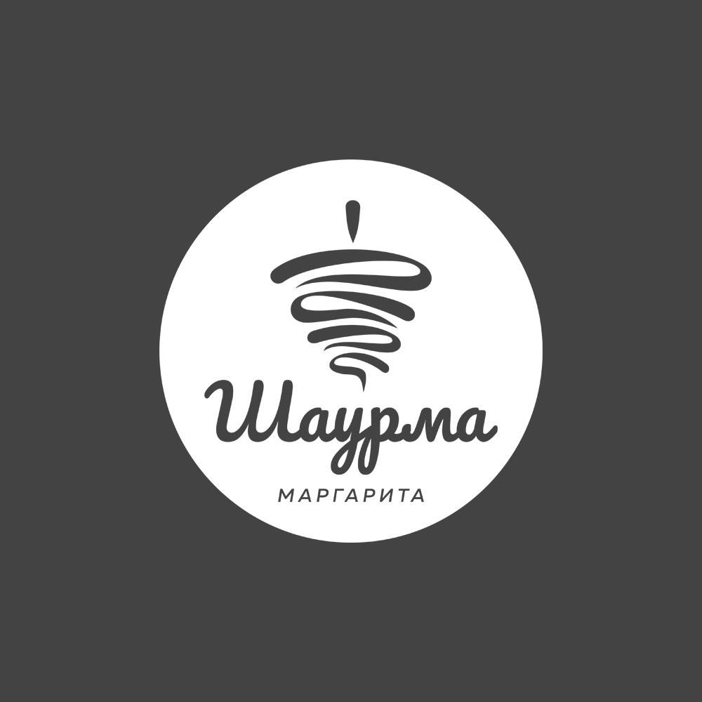 Projekt logo – SHAWARMA Margarita
