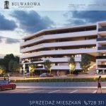 Projekt strony internetowej - Apartamenty Bulwarowa- Clouds Agencja Reklamowa Białystok