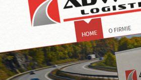 Strona internetowa – www.adwlogistic.pl