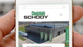 Strona internetowa – www.schody-chudzinski.pl