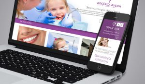 Dental Star - Projektowanie stron internetowych - Białystok