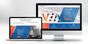 Projekt i wykonanie strony internetowej Drivia - Projektowanie stron internetowych Clouds.pl