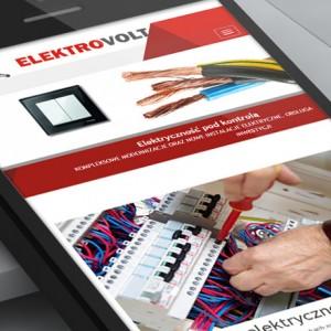 Elektrovolt - Strony internetowe - Białystok