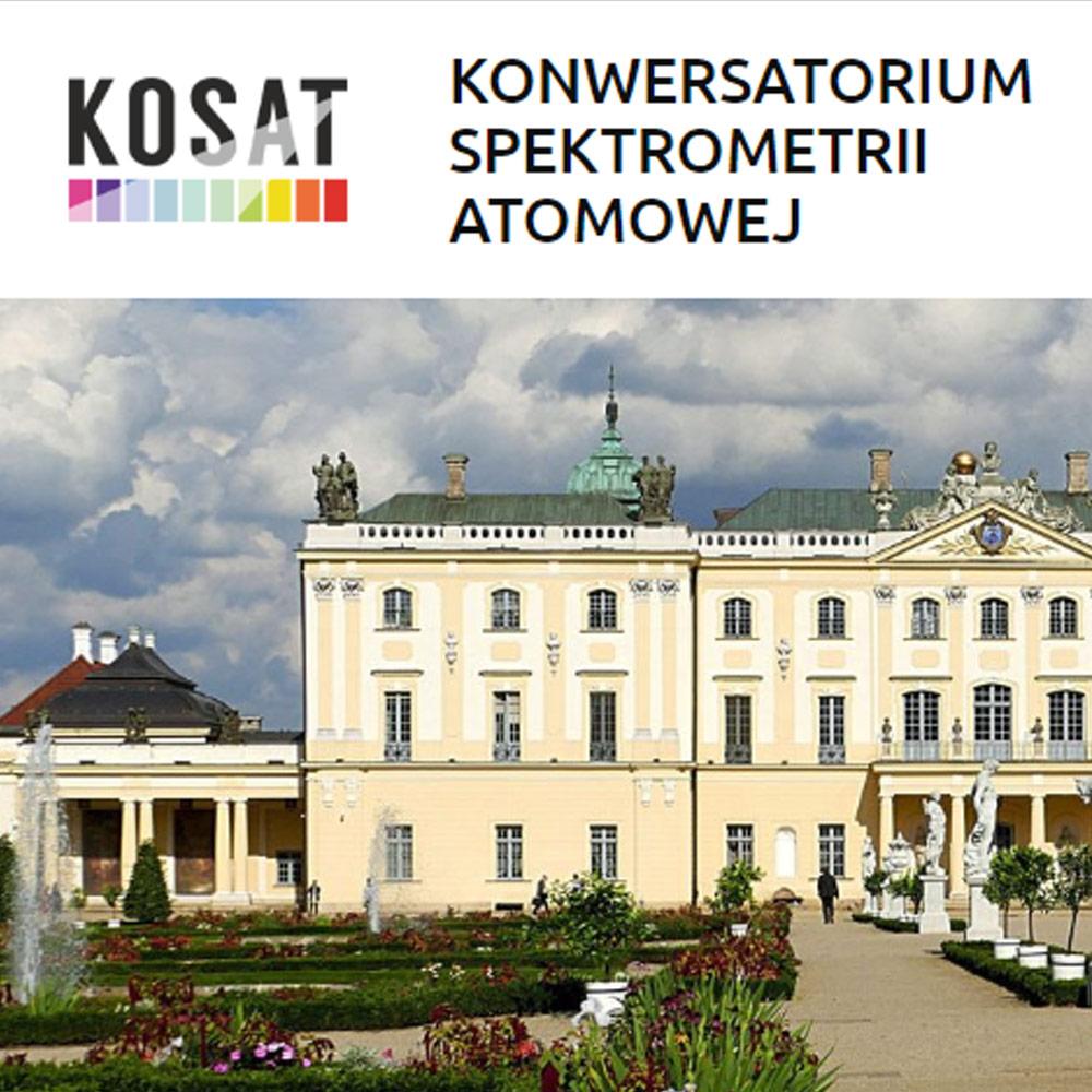 Strona internetowa – www.kosat.pl