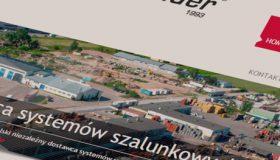 Strona internetowa – www.palisander.com.pl