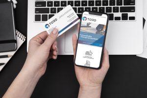 Projekt i wykonanie strony internetowej Tord - Energia odnawialna - Instalacje sanitarne - Projektowanie stron internetowych Clouds.pl