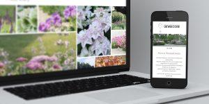Projekt i wykonanie strony internetowej Ukwiecone - Pracownia Architektury Krajobrazu - Projektowanie stron internetowych Clouds.pl