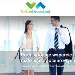 Virtual Assistant -Strony internetowe - Białystok