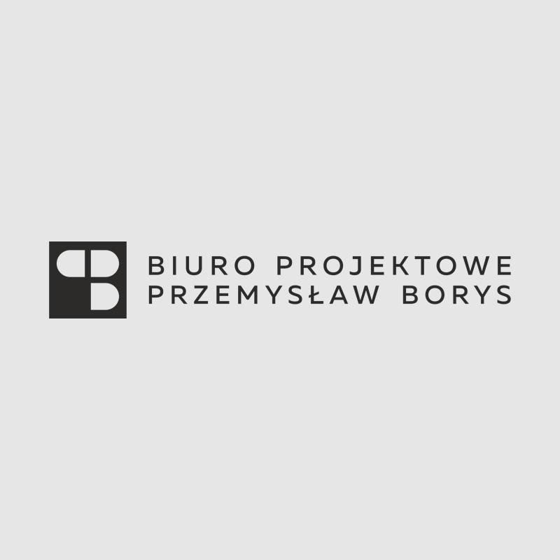 Projekt logo – Biuro Projektowe Przemysław Borys