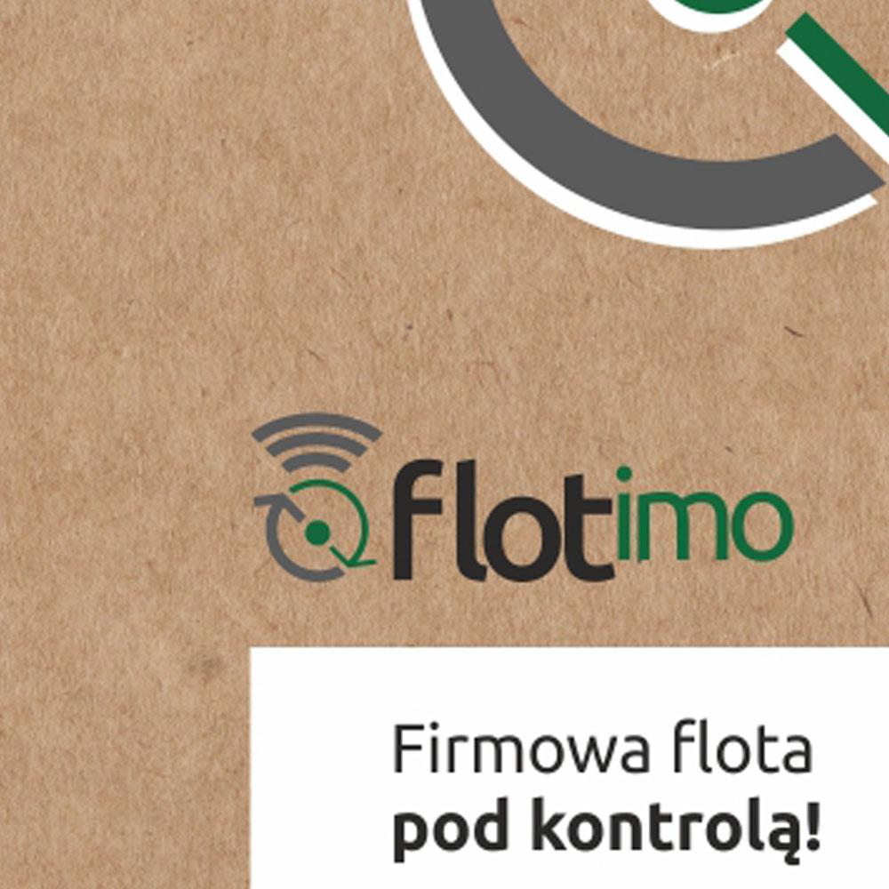 Projekt ulotki – Flotimo