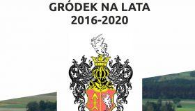 Projekt ulotki – Gmina Gródek