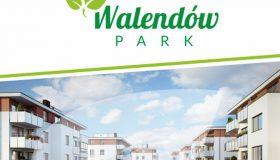 Projekt ulotki – Walendów Park