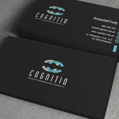 Wizytówki – Cognitio