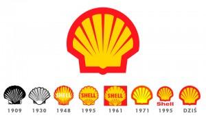 Redesign logo Shell