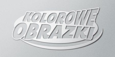 Redesign logo portalu www.kolorowe-obrazki.pl