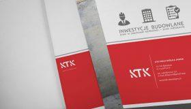 Teczka ofertowa / reklamowa – KTK