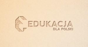 Edukacja dla Polski - Projekt logo - Białystok - Warszawa