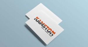 Kamston -Projekt logo - Białystok - Warszawa